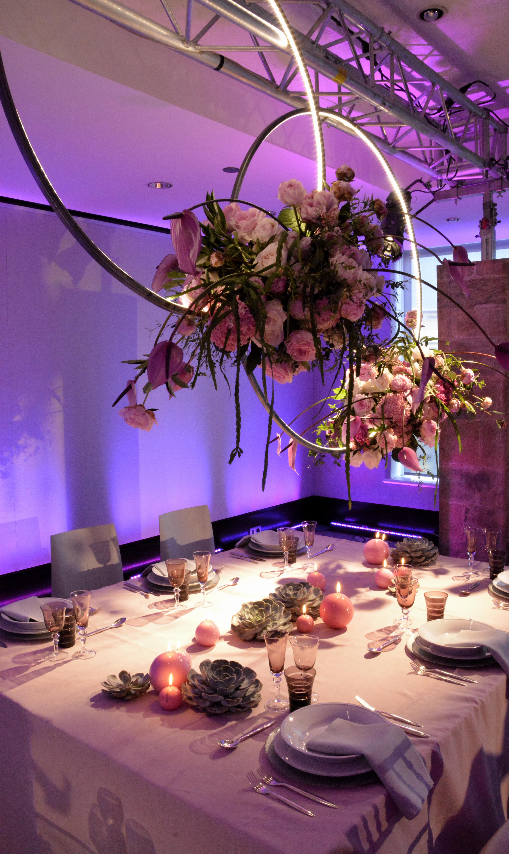 Grandes ideas para decorar mesas  ACCIONSflors