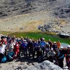 Mamut Sierra Nevada recauda 330 € para Acción Sierra Nevada