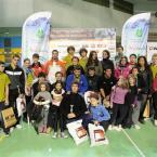 Campeonatos de Andalucía de Escalada: 109 incritos=109 euros donados por Mamut Sierra Nevada