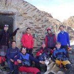 Tierras Altas graba a Acción Sierra Nevada en el Refugio del Caballo