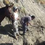 Primera intervención en el Refugio del Caballo: video