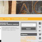 El Colegio Oficial de Arquitectos de Granada con el Refugio Elorrieta