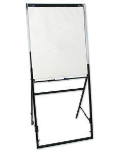 Quartet futura easel whiteboard flipchart  also easels rh