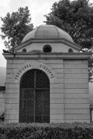 Cappella della famiglia Pocaterra al Cimitero vecchio di Piovene