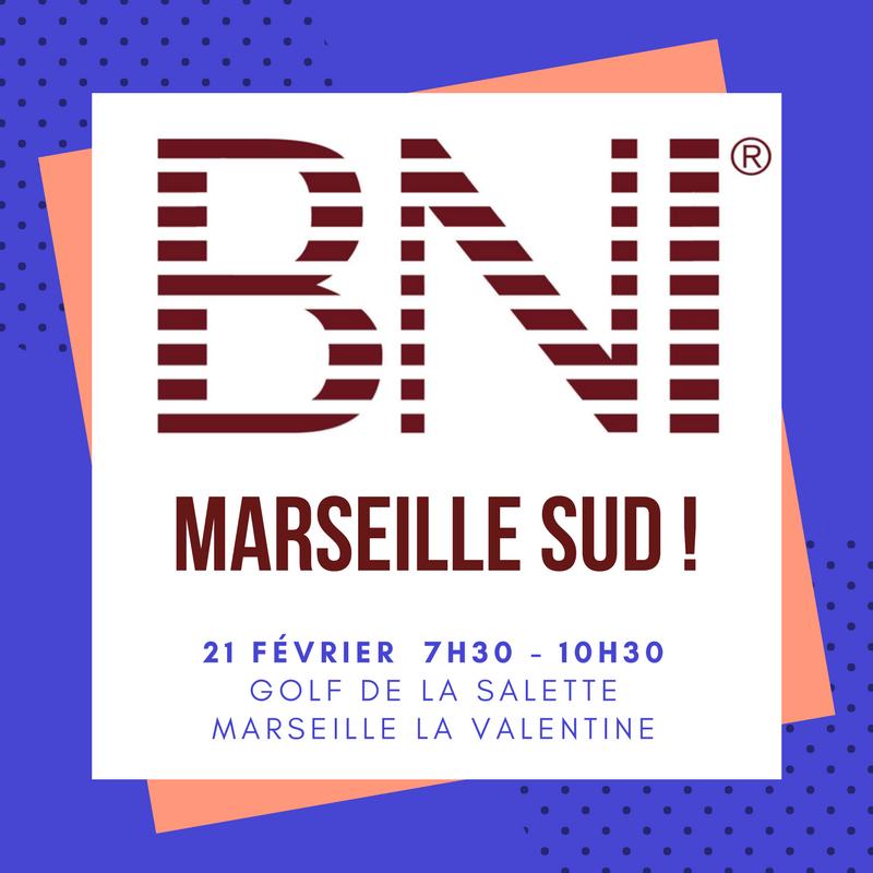 Lancement BNI Marseille Sud