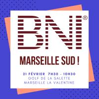 Invitation au Lancement du BNI Marseille Sud !