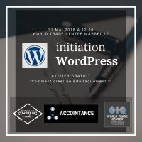ATELIER GRATUIT : initiation WORDPRESS avec la Coworking Week