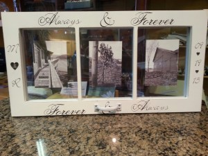 Personalized Keepsake