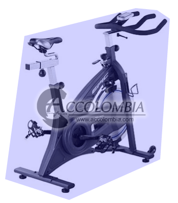 BICICLETA SPINNING EPIC EX 1410 marca athletic