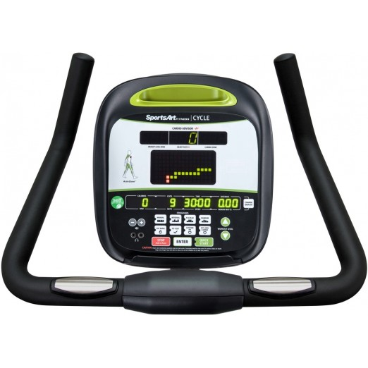 Upright Cycle G545U SportsArt Fitness ECO-POWR™ D-0362 accolombia ima6