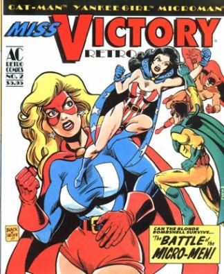 Retro Comics 1 : Fighting Yank