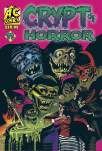 Crypt of Horror Volume 38