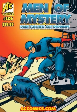 Men Of Mystery 106