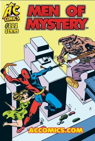 Men of Mystery #  111