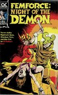 Femforce: Night of the Demon #1