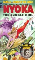 Nyoka the Jungle Girl # 6