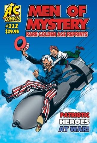 Men of Mystery # 112