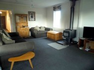 Darfield Hostel Lounge