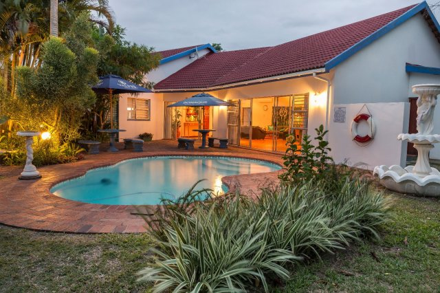 Blue Marlin Guest House