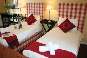 45 Broadway Lodge Bedroom