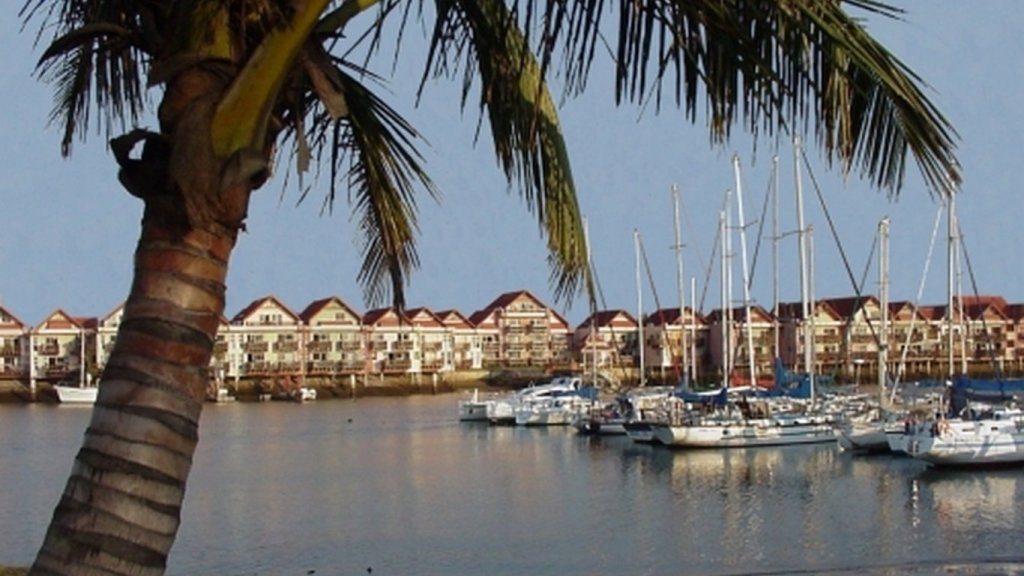 Mzingazi Waterfront Accommodation