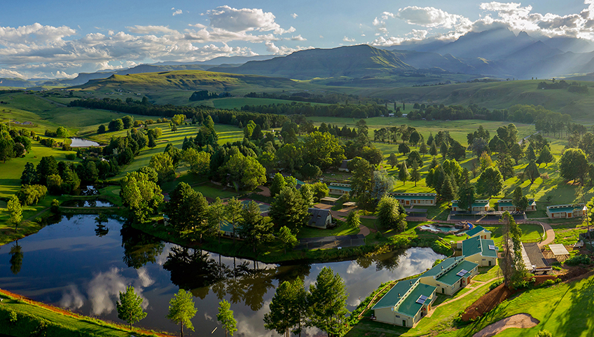 Gooderson Monks Cowl Golf Resort