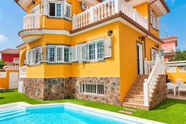 Photos of Villa Casa Amarilla in Maspalomas Gran Canaria