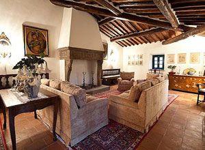 Villa dellAngelo Interni