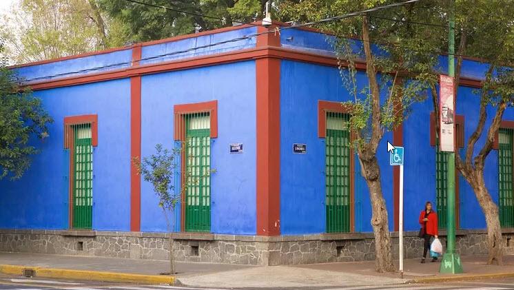 Frida-Kahlo-House-Museum