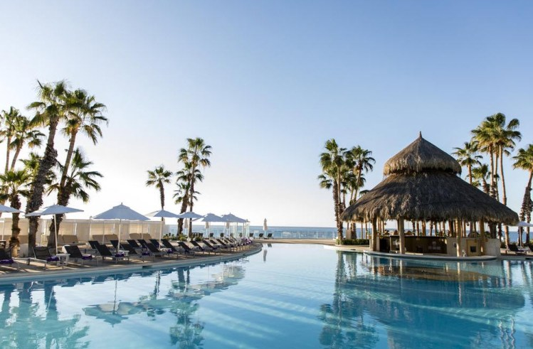 Best Golf Resorts in Mexico - The Melia Cabo Real Beach and Golf Resort