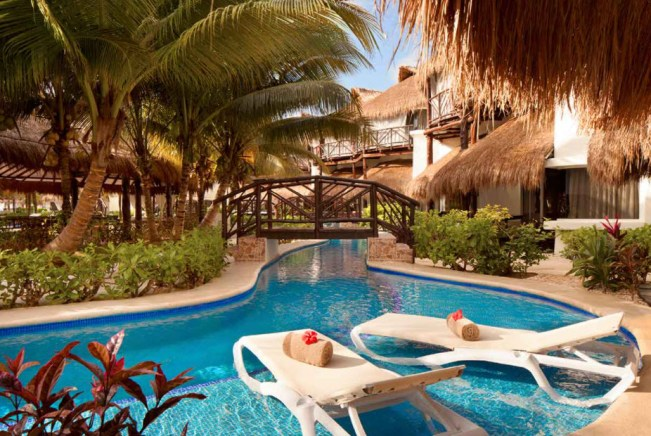 Mayan Riviera All Inclusive Adults Only Resorts - El Dorado Casitas Royale