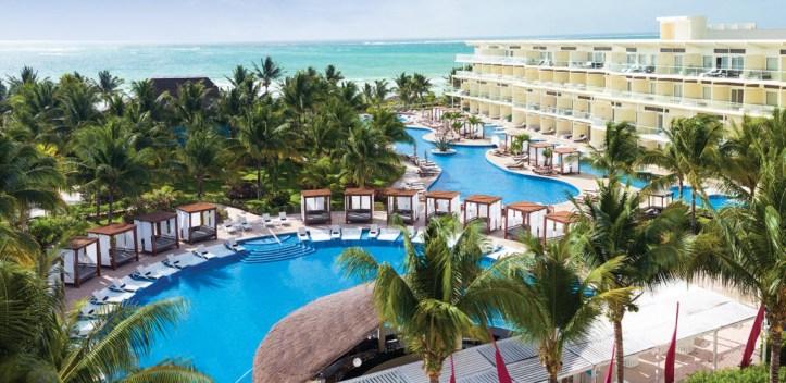 Mayan Riviera All Inclusive Resorts For Families - Azul Beach Resort Riviera Maya