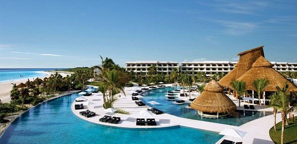 All Inclusive Resorts In Playa Del Carmen Adults Only - Secrets Maroma Beach Riviera Cancun