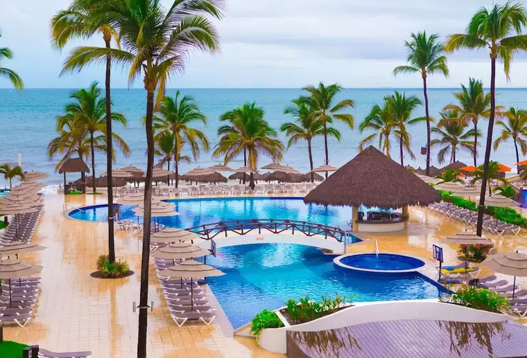 All Inclusive Resorts To Puerto Vallarta - Marival Emotions Resort & Suites