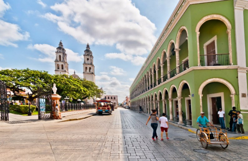Best Hidden Places in Mexico - Campeche