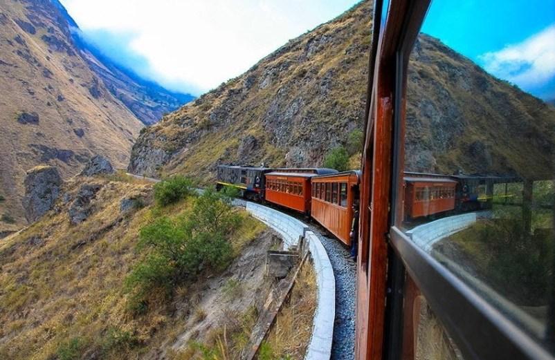 Nariz del Diablo - Best Places to Visit in Ecuador