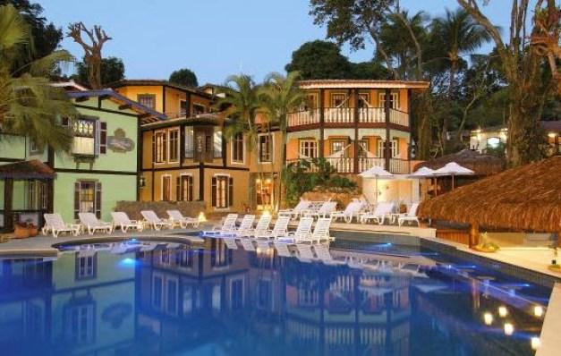 Porto Pacuiba Hotel - Ilhabela Brazil