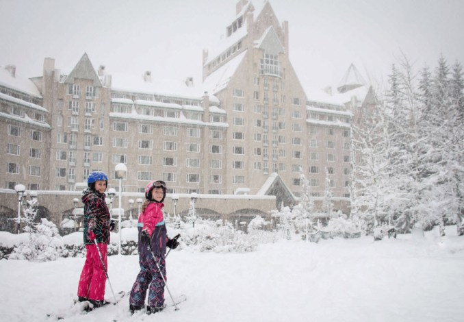 Fairmont-Chateau-Whistler-Ski-Rentals