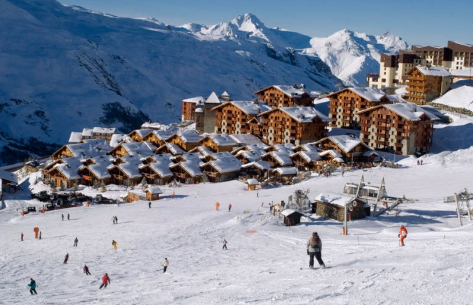 French-Alps-Ski-Resorts