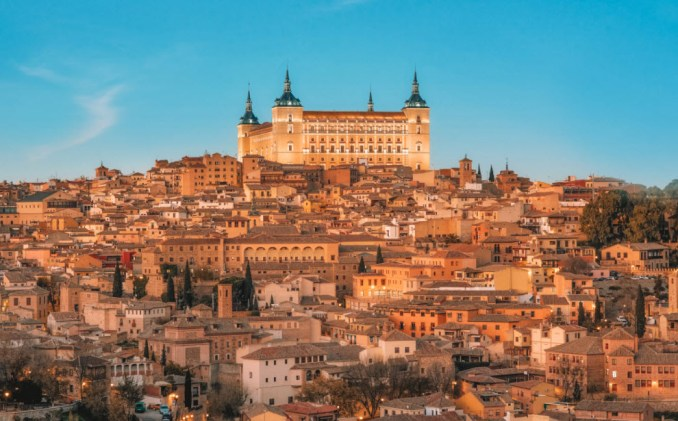 Best Places In Spain For Vacation - Toledo