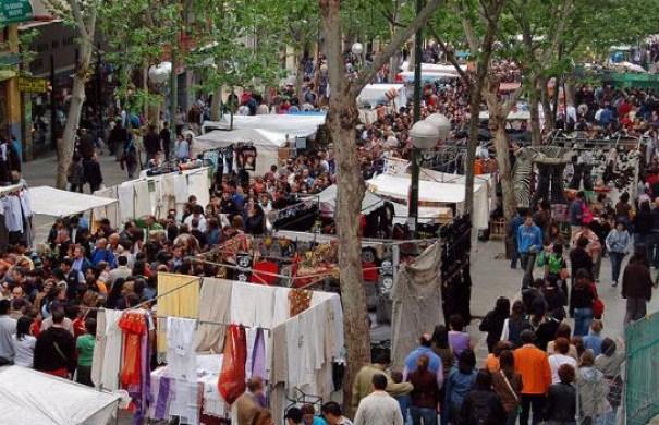 El Rastro Flea Market - Best Places In Spain For Vacatio