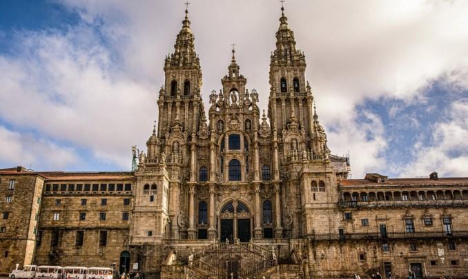 Santiago Compostela spain