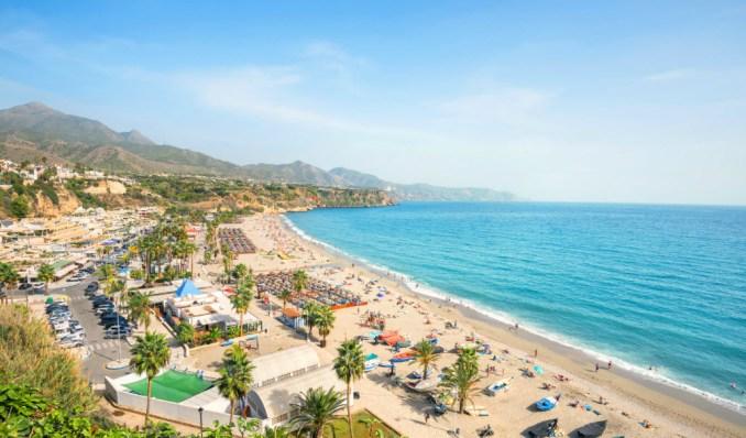 Visit beautiful Beaches in Malaga Spain