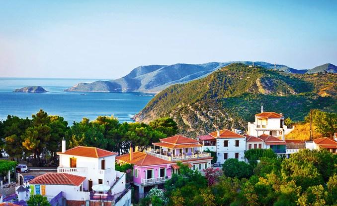 Alonissos Greece