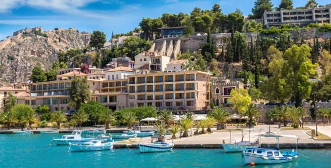 Best Places in Peloponnese in Greece - Nafplio