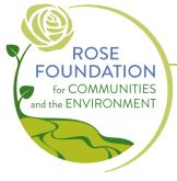 Cal Wildlands Fund: $7500 Grants Available from Rose Foundation