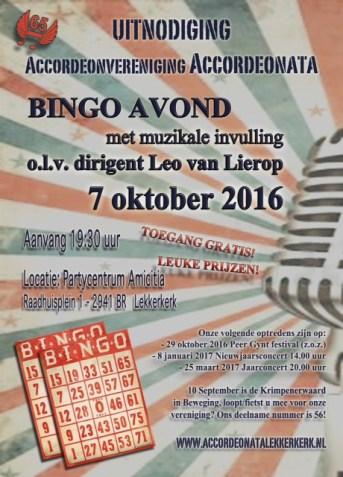 2016 bigoavond oktober