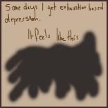 Comic 13 - Depression