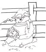 Comic 9 - Black Sheep