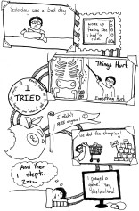 Comic 20 - Mindmap